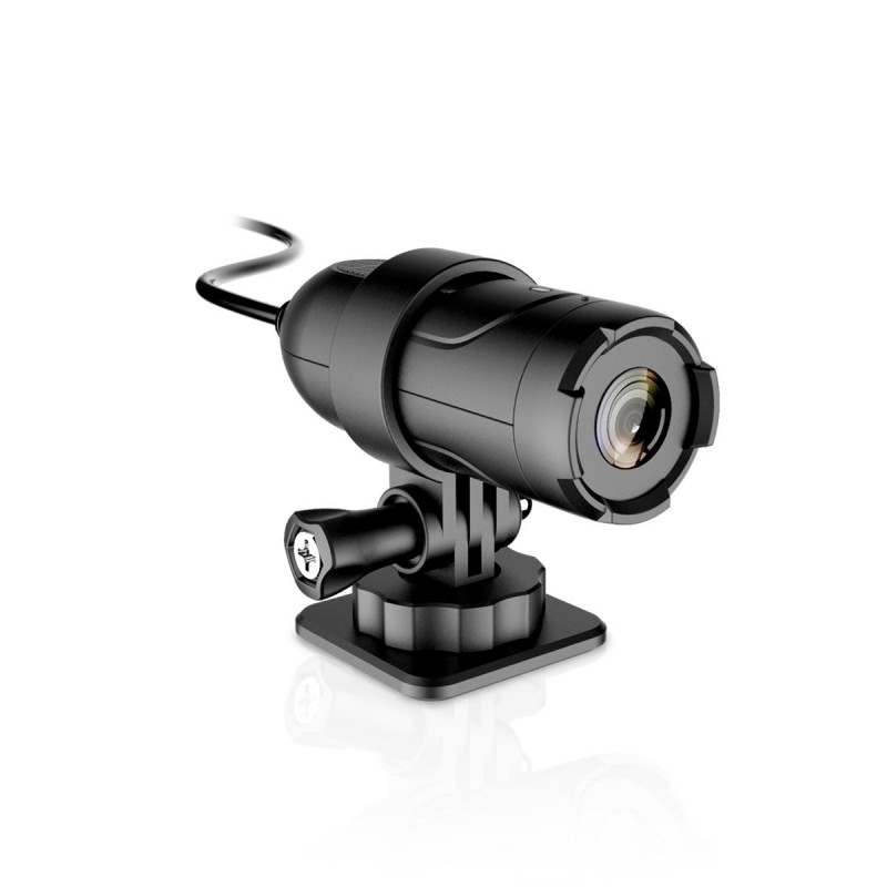 GitUp Git3 Duo slave cam In India best budget action camera than Gopro on actioncams.in rear camera